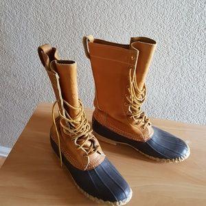 Original vintage duck boots